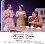 Assembling 'A Christmas Memory'