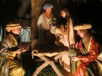Christians Celebrate the Birth of Jesus