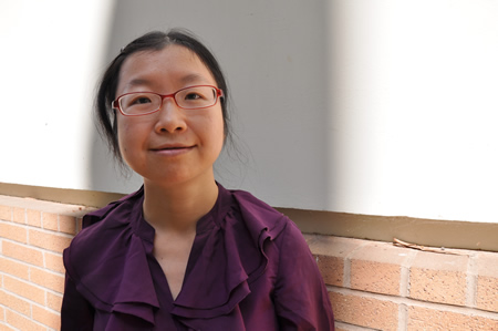 Research by Cixin Wang, an assistant UC Riverside professor, studies the affect of school climate on bullying behavior.