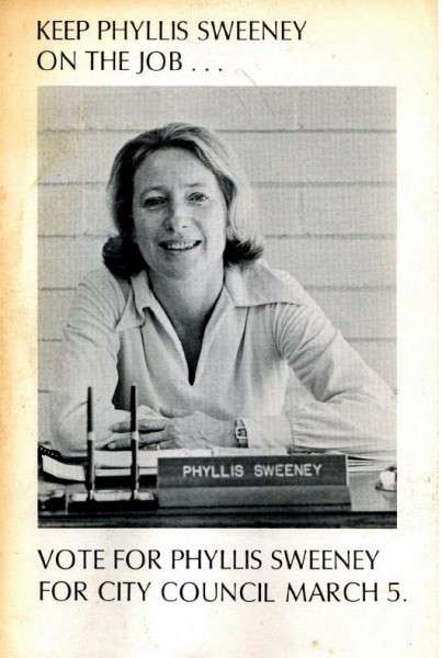 3 sweeney campaign flyer