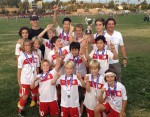 AYSO Breakers Win League Cup