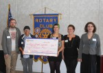 Plans for the Future Aided by Rotary Club