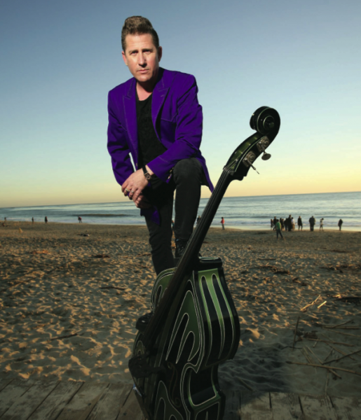 Local Lee Rocker will perform as a guest artist next month with the Laguna Concert Band.