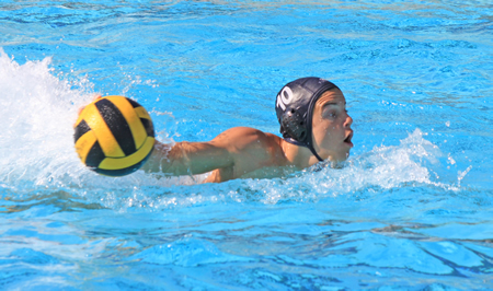 Water polo's co-MVPs Cade Baldridge