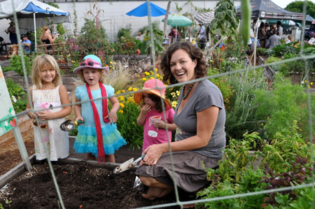 Fans of the South Laguna Community Garden face an uncertain future.