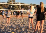 Schools Catch Up to a Beach Tradition