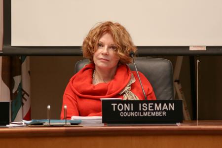 Toni Iseman