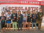 LBHS Stands Out on San Clemente's Breaks