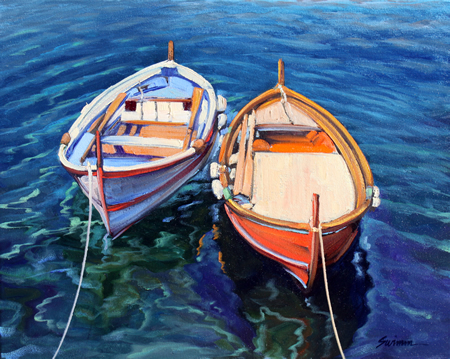 """Harbor Brothers,"" part of a new gallery display."