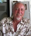 Author Paul Holmes