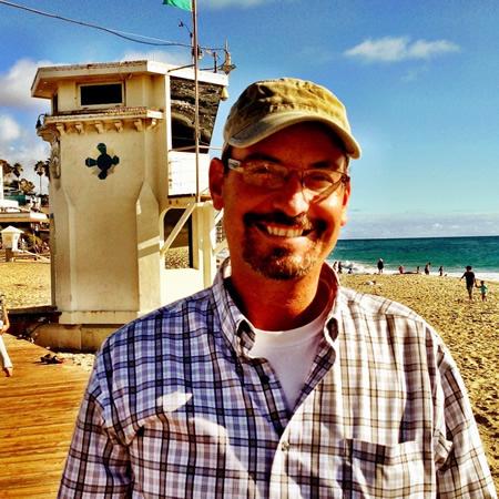 Blue Water Music Festival organizer Rick Conkey