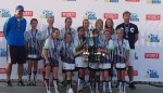 Blue Lagunas Finalists in State Cup