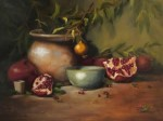 Reception Set for Fine Oil Painter