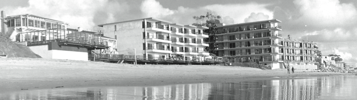 The Vacation Village Oceanfront Largely Unchanged Since Haneline Family Developed Motel Style