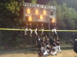 Rotary Wins Little League's Major Division