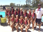 Laguna Beach Water Polo Club Wins Silver