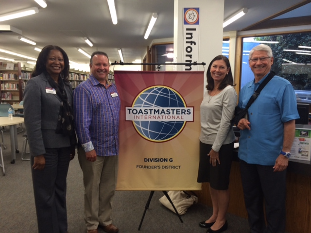 The ToastMasters Club