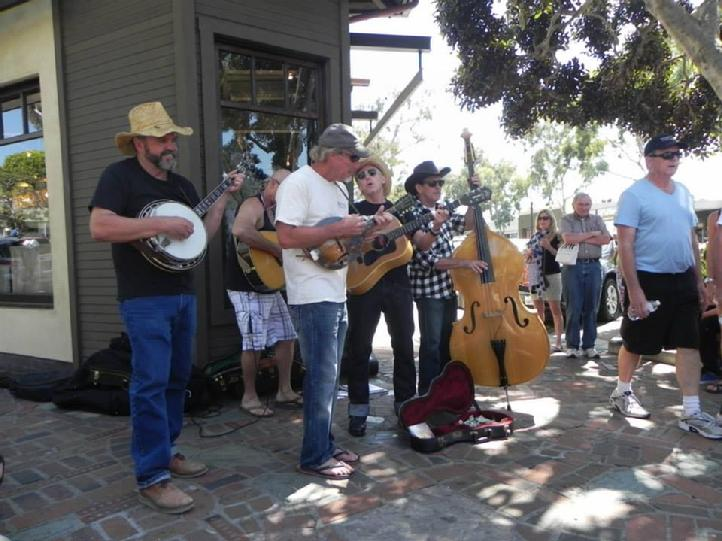 Sister Cities' Fete de la Musique, Saturday, June 21, 1 p.m., kickoff at Main Beach, with street performers at various downtown locations.