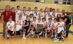 Laguna Wins Regional Volleyball Championship