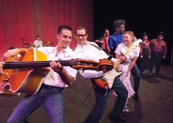 """Buddy—The Buddy Holly Story,"" opens this weekend and runs through Aug. 10 at Laguna Playhouse."