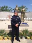 Police Veteran Turns in Her Badge