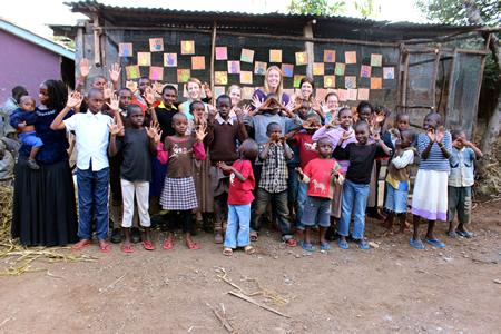 St. Ann's Orphanage in Kenya