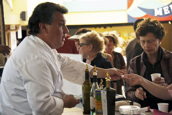 Williams Sonoma Chef Joffrey Lopez shares his secrets at the Festival of Arts, 1 p.m., Sunday, July 27. The event is free with Festival admission.