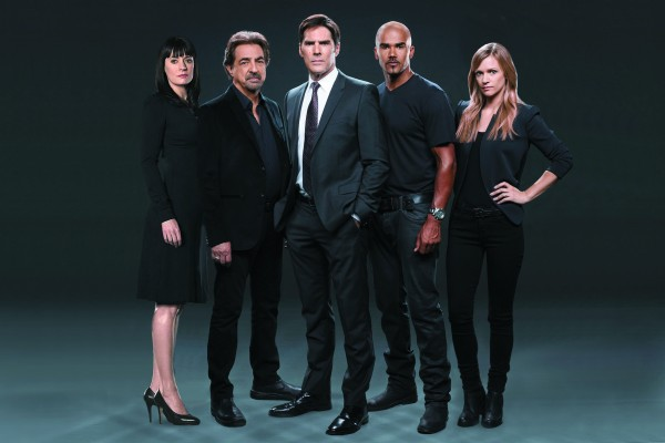 The cast of Criminal Minds.