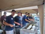 Pancake Breakfast Serves as Summer's Capstone