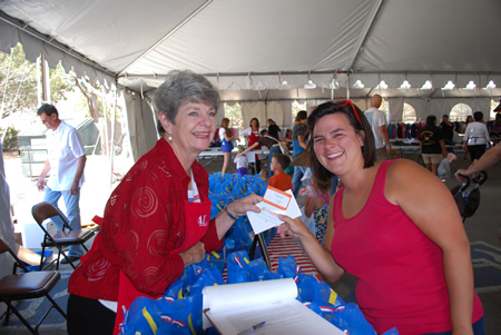 Assistance League members help children of Camp Pendleton