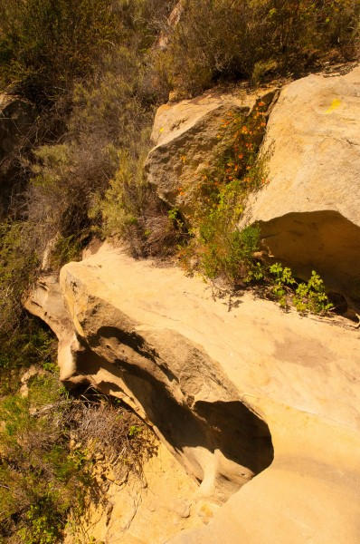 Deer Canyon Cave and Water Falls
