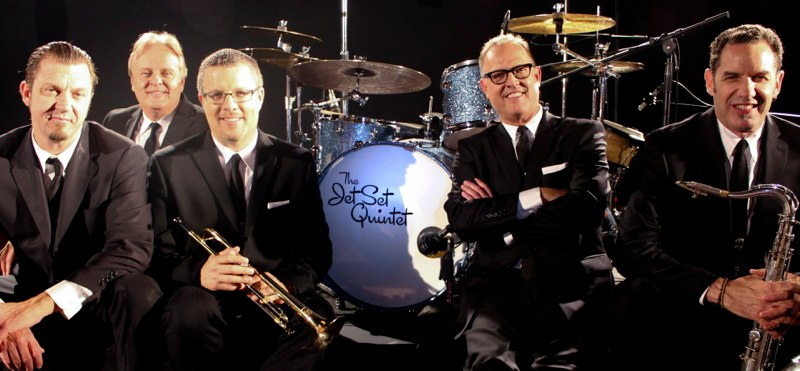 Jet Set Quintet will play Seven Degrees next week.