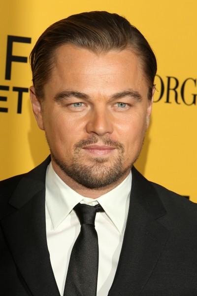 Special guest Leonardo DiCaprio