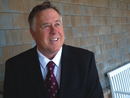 Paul Merritt, 69, trust administrator.
