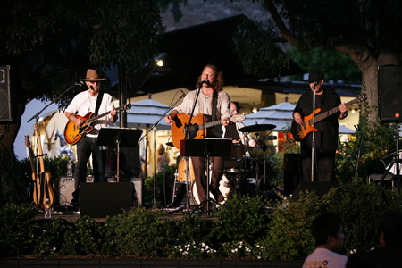Sunday in the Park (at the Festival of Arts), the Beatles tribute band The Beatroots performs with Jason Feddy and Friends, 2-4 p.m., 650 Laguna Canyon Rd.