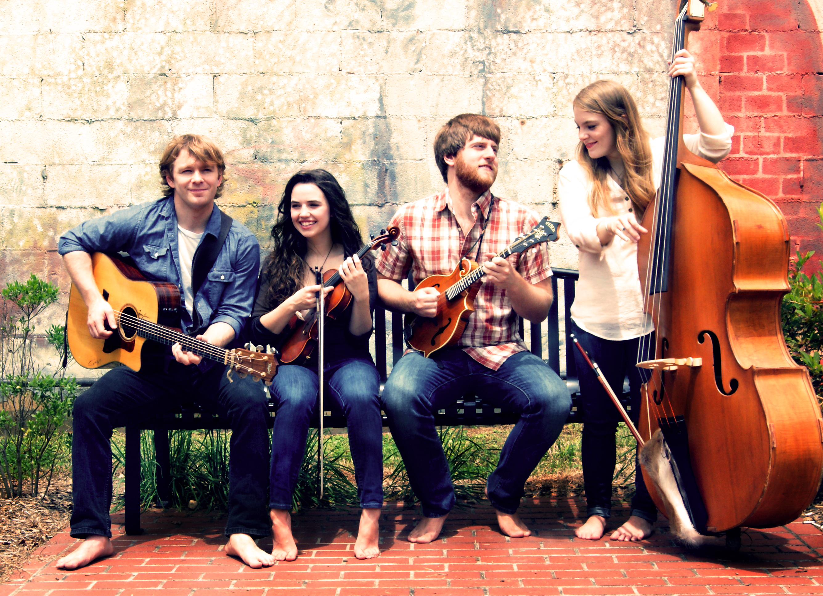 Barefoot Movement taps into a resurgence in bluegrass music.