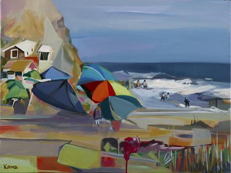 """Kara Lee's """"Crystal Cove"""" is part of new Artist Eye gallery exhibit"""