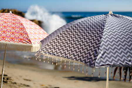 :A sample from the Beach Brella line.