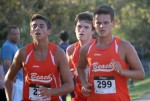 Cross Country Runners Shine