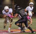 Costa Mesa Defeats Laguna 48-0, Worst Orange Coast Loss