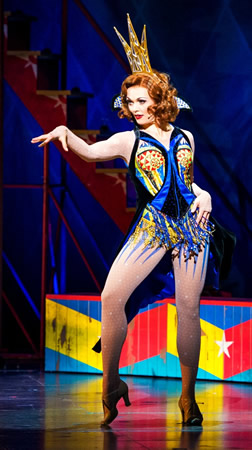 """Pippin"" Broadway tour"