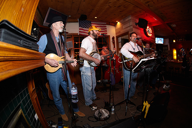 Tim the Doorman benefit on Monday, Nov. 17, with Dupp Bros., Barefoot Kindred, Jayson Rowley, Lil' Sassy and the Dirtdogs, $7 p.m., Marine Room Tavern, 214 Ocean Ave
