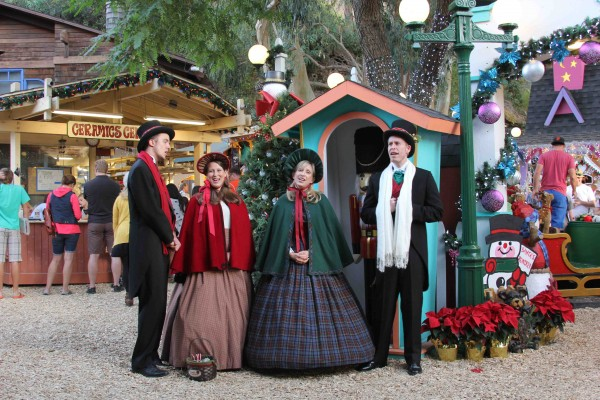 Carolers, artist demonstrations, art projects and nearly 200 vendors, Sawdust Festival Winter Fantasy, 10 a.m. -6 p.m., $7, 935 Laguna Canyon Rd.  Friday-Sunday, Nov. 28-30.