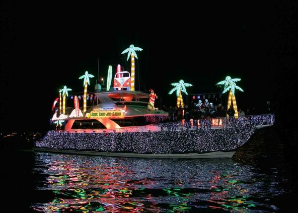 Boat Parade at Dana Point Harbor Dec. 12 and 13.