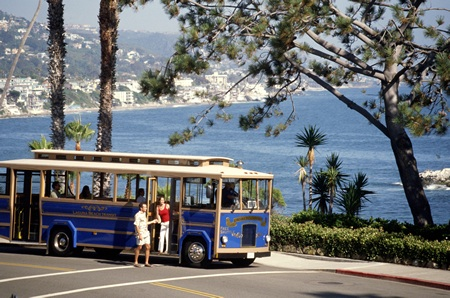 The city's popular free trolleys will start running on weekends beginning Sept. 4.