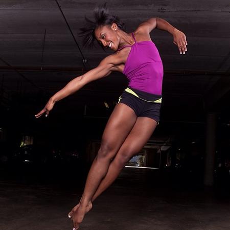 Los Angeles-based choreographer, performer and dance instructor Saleemah E. Knight will teach a master dance class at Laguna Beach High School.