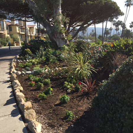A section of Heisler Park is now dedicated to the town's bonds with its sister cities.