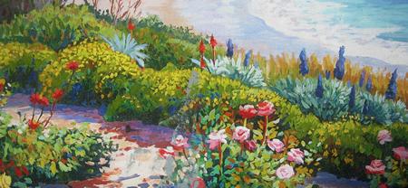 Wildflowers by Donita Lloyd