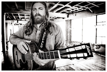 White Buffalo is among 32 acts that will perform during the two-day Blue Water Music Festival taking place at the Sawdust Art Festival Saturday and Sunday, March 28-29.