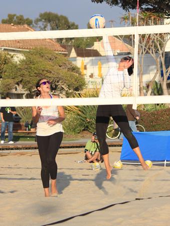 womens volleyball open laguna beach